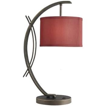 Amazon.com: WOODBRIDGE iluminación 13481 meb-s10802 1 luz ...