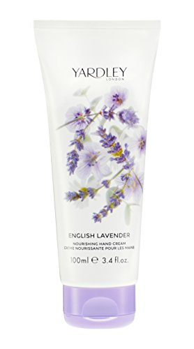 (Yardley of London Nourishing Hand & Nail Cream for Women, Yardley English Lavender, 3.4 Ounce)