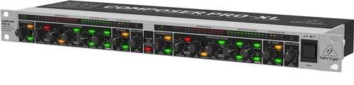 (Behringer MDX2600 V2 eference-Class 2-Channel Expander/Gate/Compressor/Peak Limiter with Integrated De-Esser, Dynamic Enhancer and Tube Simulation)