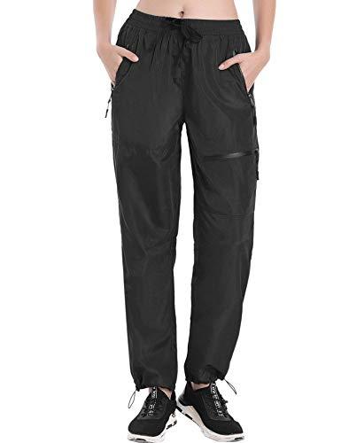 COOrun Women's Cargo Pants Windproof Hiking Pant