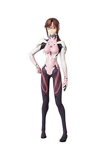 Medicom Evangelion 3.0: Mari Makinami Illustrious Real Heroes Action Figure by Medicom