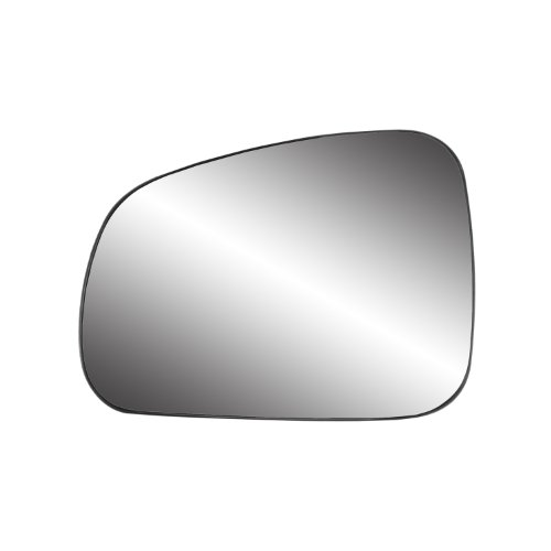 Fit System 88259 Pontiac Grand Prix Left Side Power Replacement Mirror Glass with Backing - Pontiac Prix Mirror Power Grand