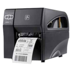 (Zebra Technologies Corporation - Zebra Zt220 Direct Thermal Printer - Monochrome - Desktop - Label Print - 4.09