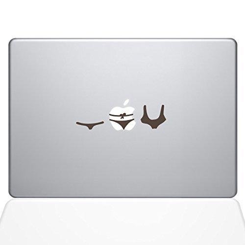 【レビューを書けば送料当店負担】 The Decal Guru 0216-MAC-13P-BRO Beach Pro Babes Vinyl 13 Sticker 13 older) Macbook Pro (2015 & older) Brown [並行輸入品] B07898D9W3, ゴトウシ:1cd9cbd4 --- senas.4x4.lt