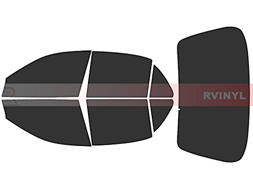 Rtint Window Tint Kit for Buick Century 1997-2005 - Complete Kit - 20% ()
