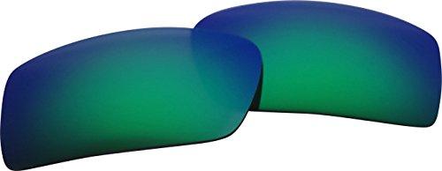 ReVive Optics GC8-P-M-GR Replacement Lens For Oakley Gascan (Polarized Green - Oakley Cheap Gascan Lenses