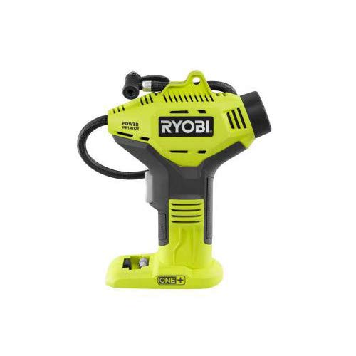 Ryobi ZRP737 18V ONE+ Lithium-Ion Power Inflator (Tool Only) (Renewed)