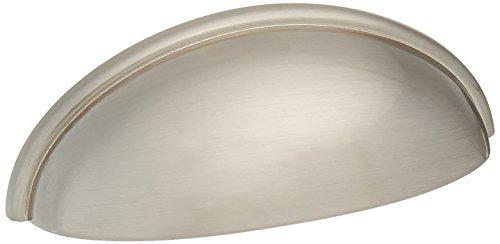 Amazer Handle Nickel Cabinet Hardware product image
