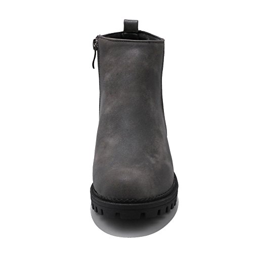 Balamasa Balamasaabl10117 - Sandales Compensées Pour Femmes, Gris (gris), 35 Eu