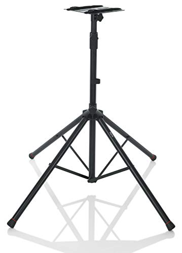 - Gator Frameworks Deluxe Quad-Pod Lighting Stand with Automatic Lift; Fits Moving Head Lights up to 250 Class (GFW-LIGHTMH250-25)
