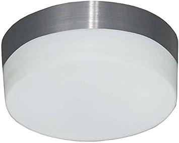 Böhmer plafonnier led k nickel mat plafond applique