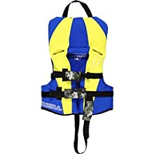 O'Neill Infant USCG Vest (Pacific/Yellow/Paci...