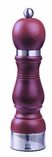Peugeot 20415 Chateauneuf u Select 9.5 Inch Pepper Mill, Wild Cherry