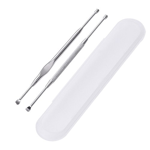 Mudder Pieces Curette Removal Storage