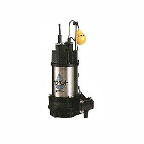 川本ポンプ カワペット WUP3-506-0.75LG 三相200V 60Hz 自動型 強化樹脂製排水水中ポンプ B00HLOE81U