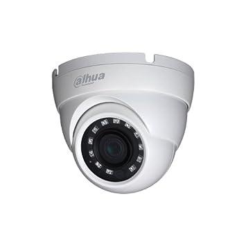 CONECTICPLUS Cámara de vigilancia domo 4 en 1 exterior 2 MP 1080P – 2.8 MM blanca