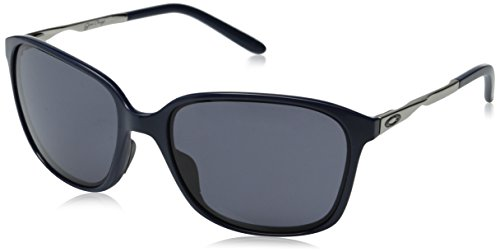 32ad7060ca587 ... purchase oakley womens game changer sunglasses black polished black 58  oakley amazon sports outdoors 5f05a fb869