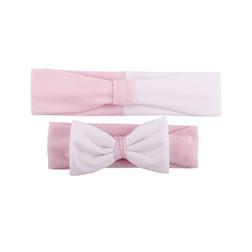 [Buytra 2pcs/Set Mom and Baby Turban Headband Set Baby Mommy Knotted Hairband Headwrap Headwear for Photography] (But Mommy Costumes)