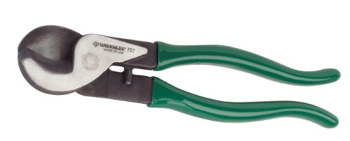 Greenlee 727 Cable Cutter, 9-1/4