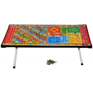 Toyzstation Kids Ludo Cum Study Table