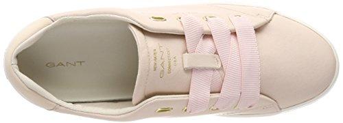 Zapatillas Mujer Silver Pink Gant Pink para Amanda 5qBxnwR7U