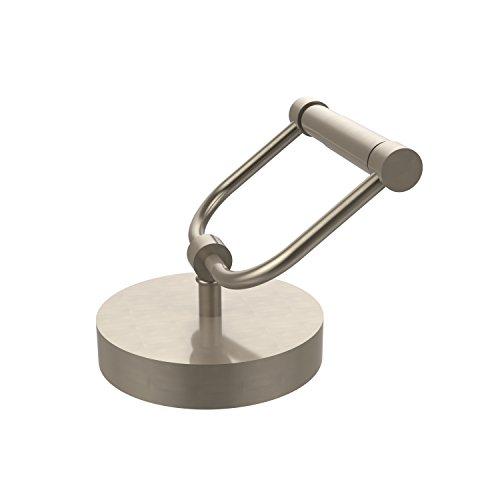 (Allied Brass 1066-PEW Bath-Table Top Tissue Holder, Antique Pewter)