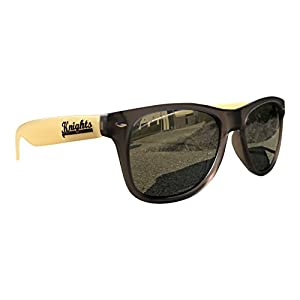 Black and Gold NHL Vegas Golden Knights Polarized Sunglasses