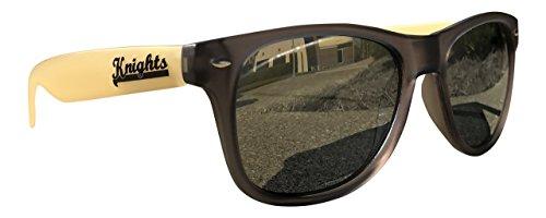 Black and Gold NHL Vegas Golden Knights Polarized - Vegas Las Sunglasses