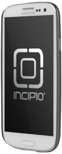 Incipio SA-299 Feather Ultra-Light Hard Shell Case for Samsung Galaxy S III - 1 Pack - Retail Packaging - Iridescent Gray