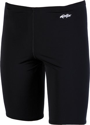 DOLFIN MENS XTRA LIFE LYCRA JAMMER SOLID BLACK SIZE - In Guys Jammers