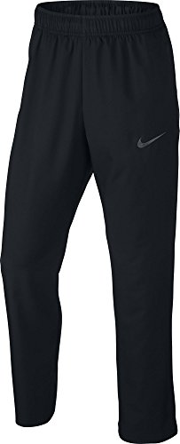 New Nike Men's Dry Team Training Pants Black/Anthracite/Dk Grey Large