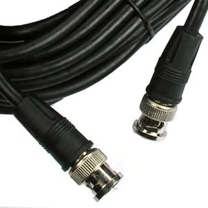 (InstallerParts 75 ft RG59 Cable with BNC Male Connector)