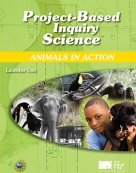Animals in Action (PBIS Project-based Inquiry Science) ebook