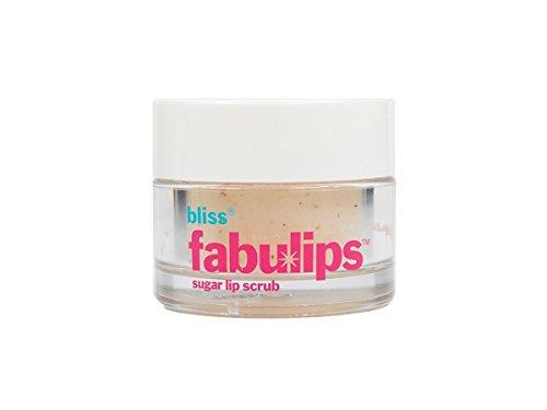 Bliss Fabulips Sugar Lip Scrub 0.5 oz.