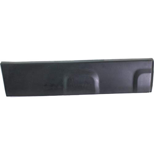 (New Rear Right Passenger Side Door Molding For 2007-2011 Honda CRV, Assembly, Garnish, Textured Black, with Clip, Japan/Mexico/USA Built HO1505107 75313SWA003)