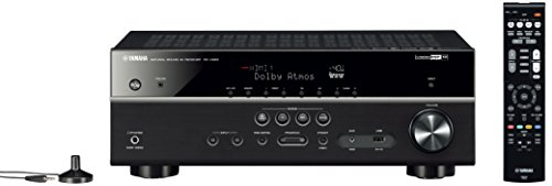 Yamaha RXV583 Music Cast 7 Channel AV Receiver - Black
