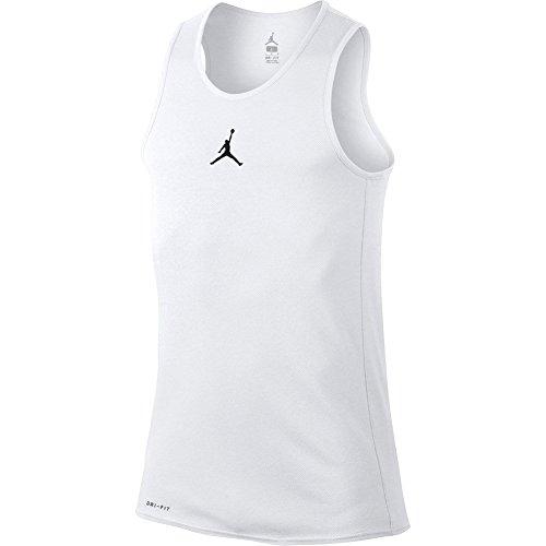 c18f321eb7dc95 Nike Mens Jordan Flight Basketball Tank Top (Small