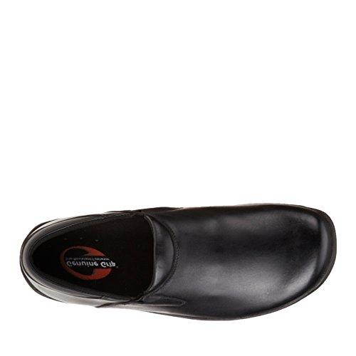 Echt Grip Dames Zwart Slip Op Schoen Zwart