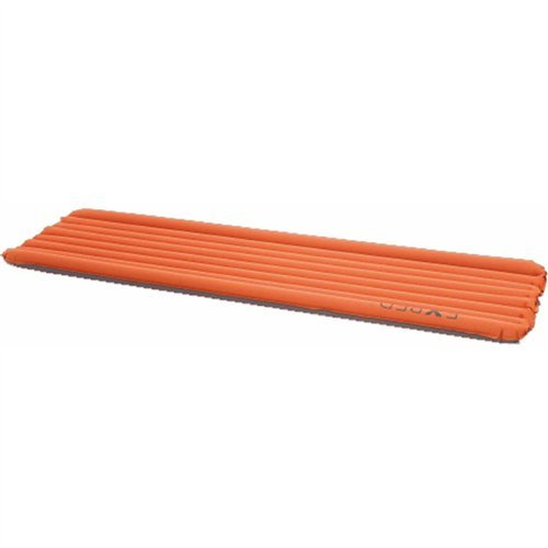 Exped SynMat Lite 5 Camping Backpacking Inflateable Sleeping Pad, Terracotta, Long Wide