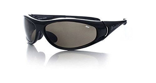 Bolle Sport Spiral Sunglasses (Shiny Black/Polarized - Bolle Sport