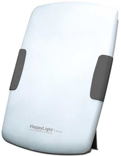 Verilux HPLD HappyLight Deluxe 10,000 LUX Sunshine Simulator by Verilux
