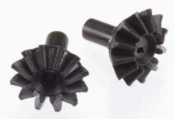 Heli-Max Tail Shaft Drive Gear Upper Black Hawk HMXE2520 by ()