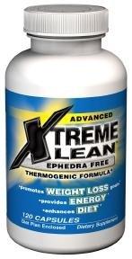 Good 'N Natural - Advanced Xtreme Trim Thermogenic Formula Ephedra-Free - 120 Capsules