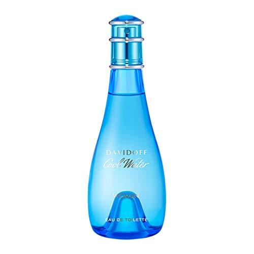 Davidoff Cool Water Woman Eau De Toilette, 3.4 - Set Perfumes For Women Cool Water