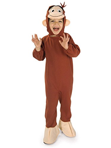 Rubie's Costume Co - Curious George Costume - (Curious George Baby Costumes)