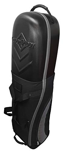CaddyDaddy Enforcer Hard Top Golf Travel Bag Cover ()