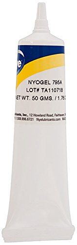 Nye Lubricants 795A (NG) Synthetic Damping Grease 50g ()