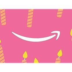 Pink Candles egift card link image