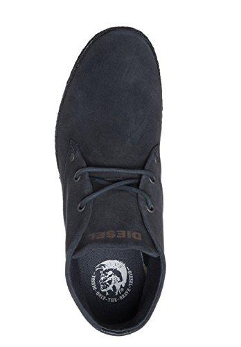 Diesel Herren Schnürschuhe Schuhe CREPUSCOLO Alba 2 Blau