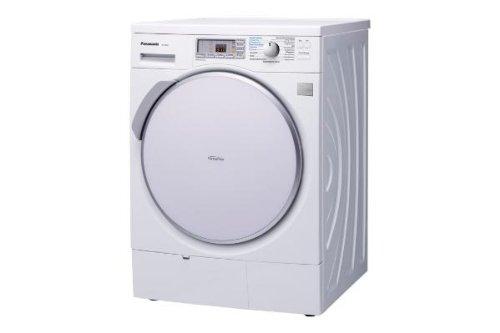 Panasonic nhp s wde wärmepumpentrockner a kg weiß outdoor
